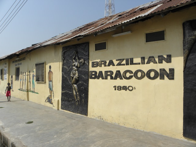 Picture of Baracoon Slave Cell