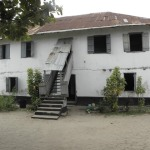 Picture of First Storey building in Nigeria
